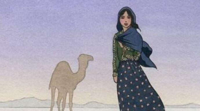 Preview_Yan-Nascimbene-desert-and-lone-girl